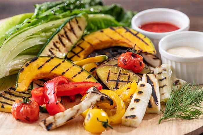 野菜料理が美味しいグリル&バー